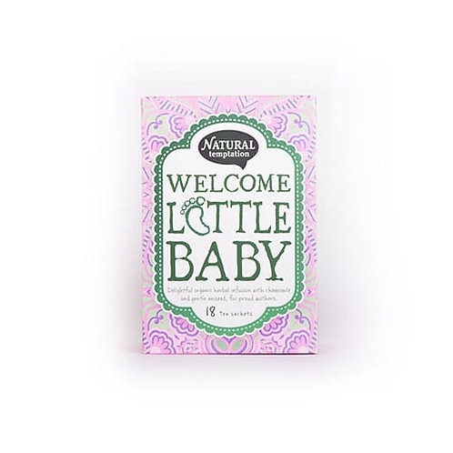Natural Temp. Welcome little baby 18 buitjes