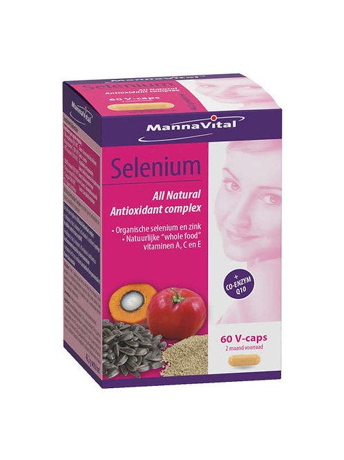 MV Selenium all natural 60 caps
