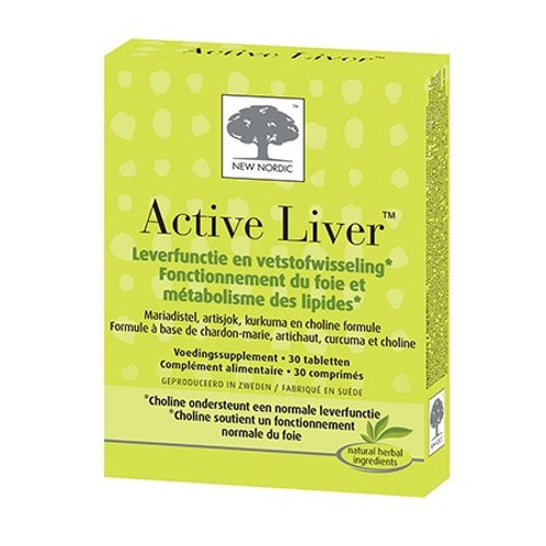 Active Liver 30 tab