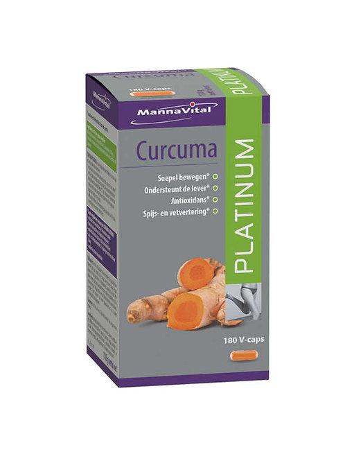 MV curcuma 180 caps