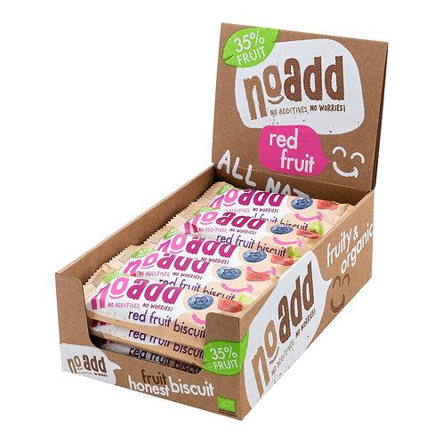 BELKOR Bio NoAdd rode vruchten koekje 40 g