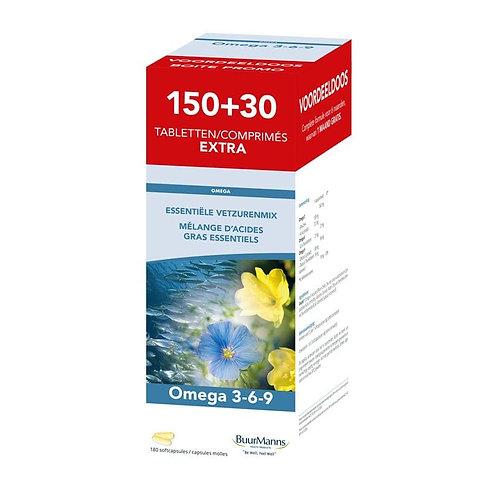Omega 3-6-9 150 + 30 cap