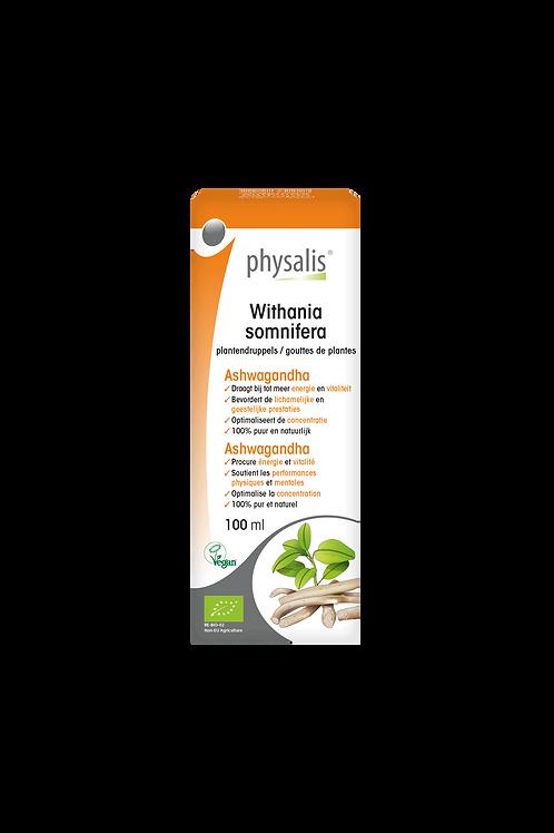 Physalis Withania Somnifera  100ml