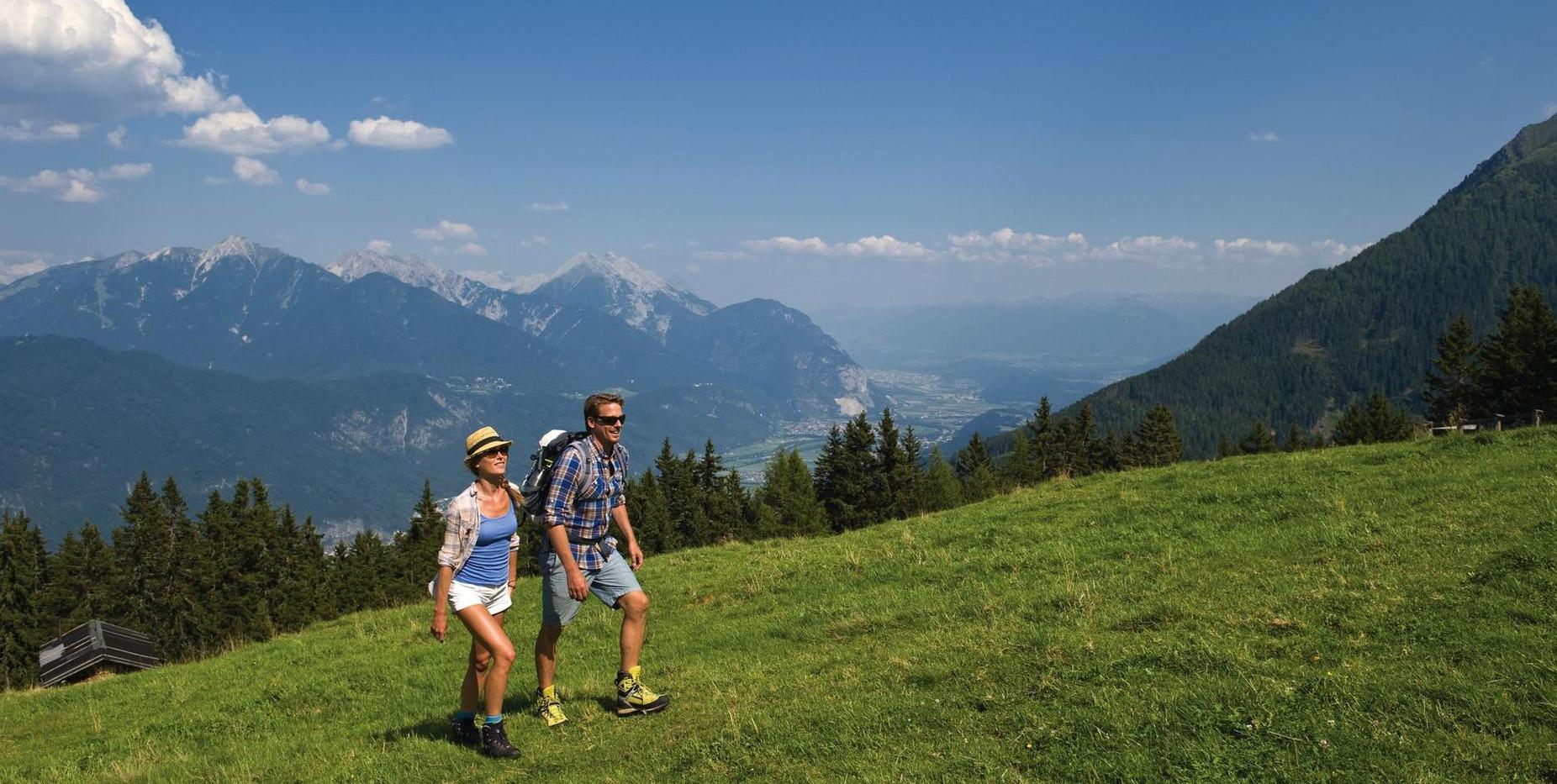Wandern, Bergsteigen