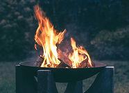 Raising the Bar Fire Pit (Tom Swinnen on