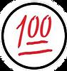 100 Emoji Cut Out