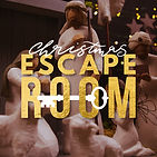 Raising the Bar Christmas Escape Room Sq