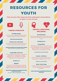 Raising the Bar Youth Resources Online.j