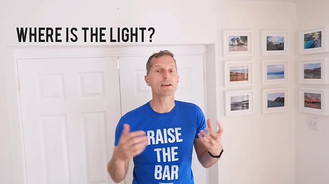 Raising the Bar One-Minute Light and Sha