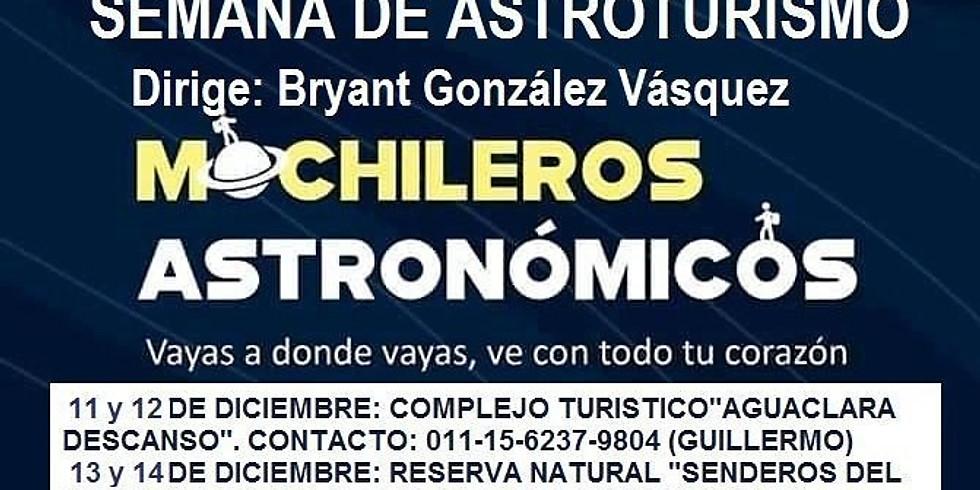 Mochileros Astronómicos