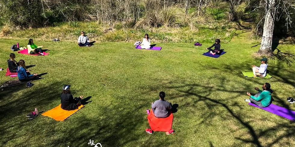 Yoga & Naturaleza