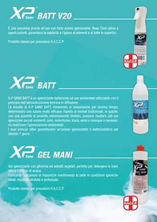 Liquidi per sanifcatore