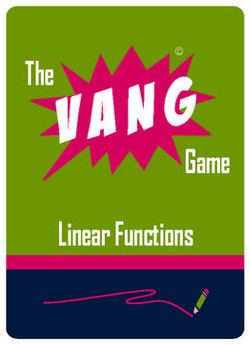 Linear Functions - The VANG Game