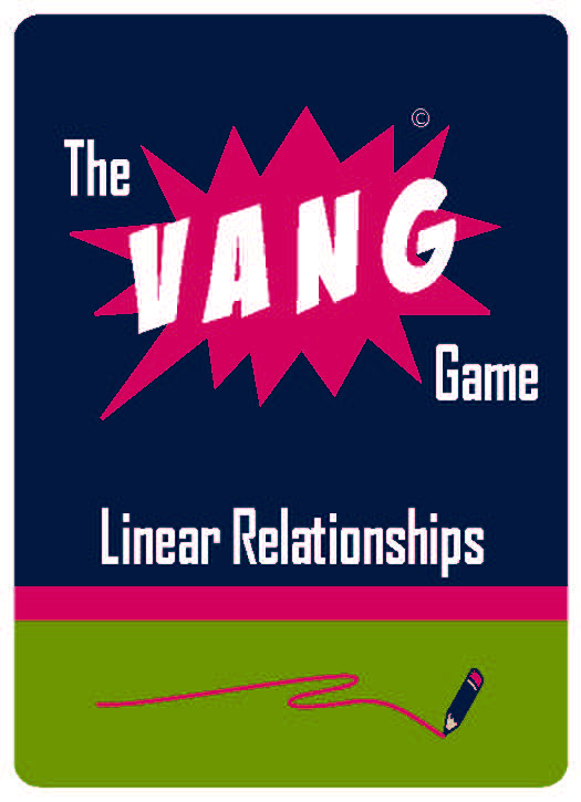 Linear Relationship - The VANG Game