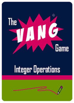 Integer Operations - The VANG Game