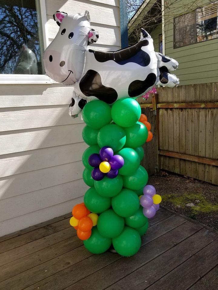 Happy Cow column