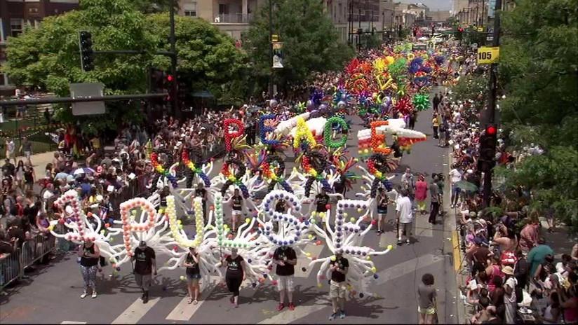 Chicago Pride Parade 2016