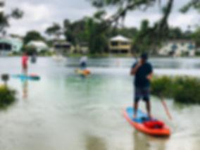 Crystal River Paddle Board Rentals