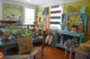 Paddles coastal shop