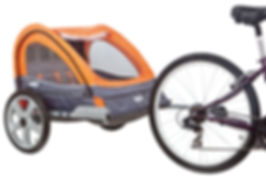InStep 2- Seater Bike Trailer