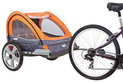 InStep 2- Seater Bike Trailer