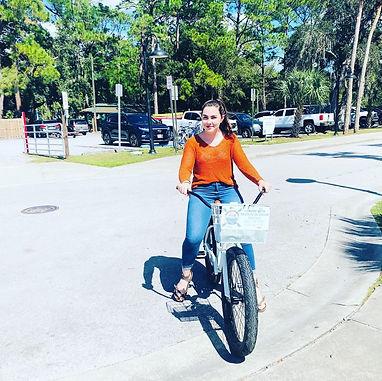Beach Cruiser Bike Rental in Crystal River, FL
