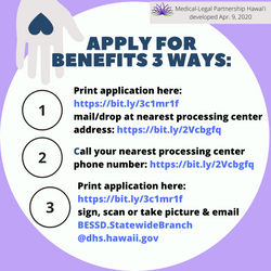 Apply for DHS Benefits