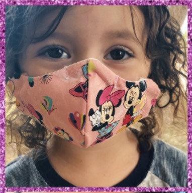 Fun/Kid's Pattern Masks
