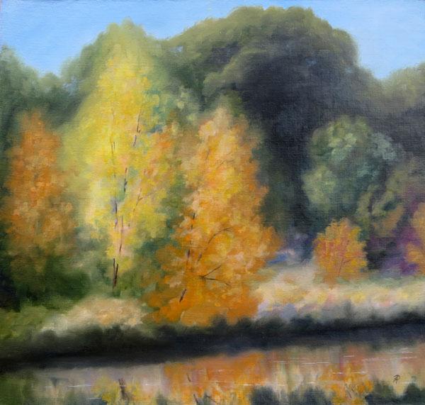 October at Pella Crossing