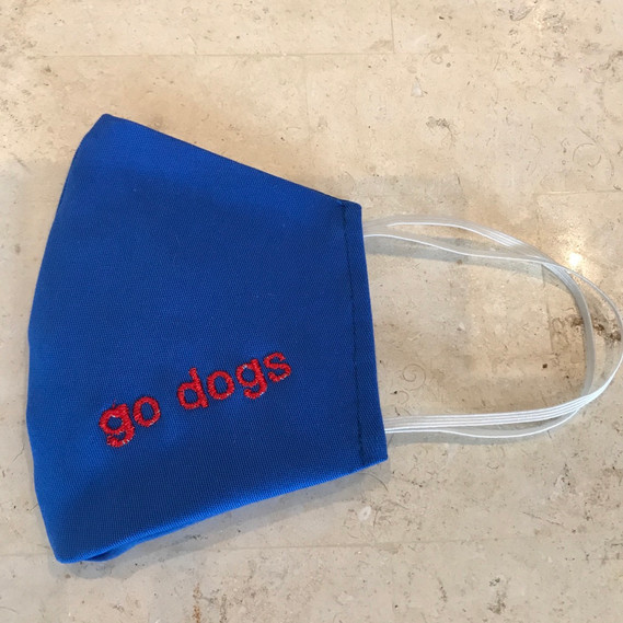 Go Dogs Mask