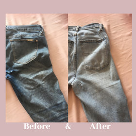 Favourite denim reapired for many more wears