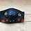 Thumbnail: navy embroidered mask