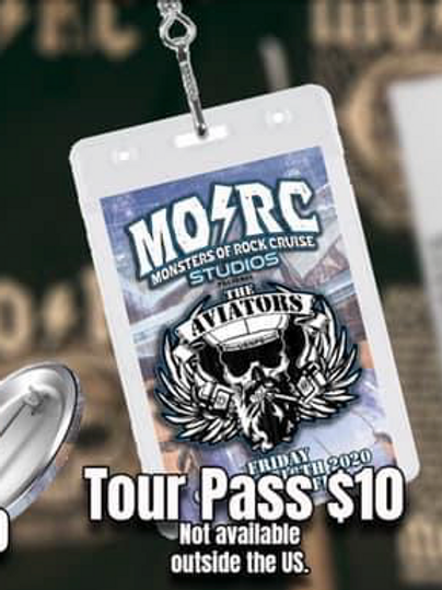The Aviators - Tour Pass (US ONLY)