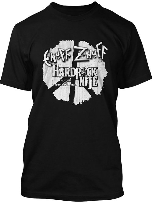 Enuff Z'Nuff - Limited Edition Event T-Shirt