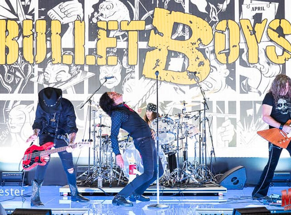 The Bulletboys