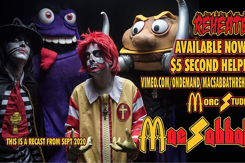 MacSabbath - ZOOM CALL WITH THE BAND