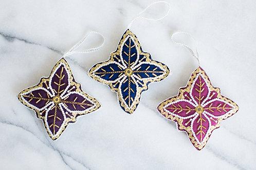 Rani Star Ornaments