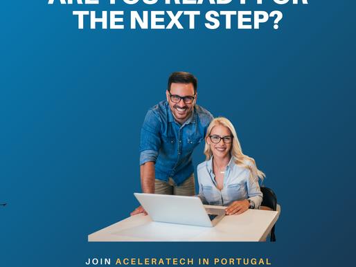 Programa Internacional de Aceleração - Portugal
