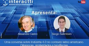 Indústria 4.0 no contexto América Latina - (entrevista)