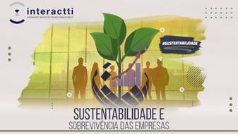 Será a Sustentabilidade uma forma de garantir a continuidade das empresas?