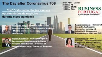1a Edição Internacional-Macrotendências e Novas Oportunidades de Negócios – durante e pós-pandemia