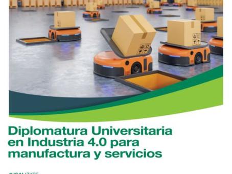 Diplomatura Universitaria em Industria 4.0