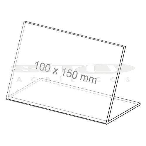 Display L - Tam.: 100 x 150 mm - Sem fundo