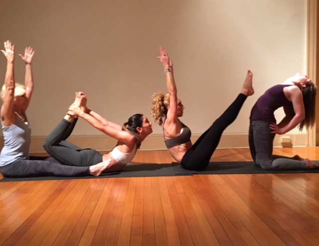 Love from Lenox Yoga