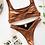 Thumbnail: D&I Bronze Sports Bikini Set