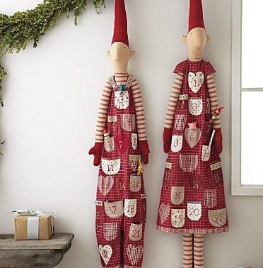 Inspiration Board: Advent Calendar
