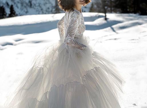 Inspiration Board: a winter charming wedding.