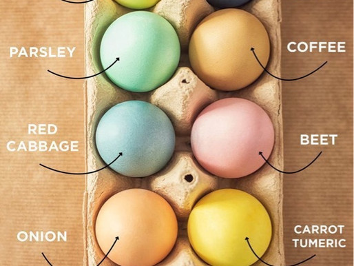 Inspiration Board: Easter Egg Painting Ideas