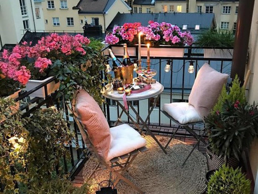 Home Decor: Balcony Style Guide