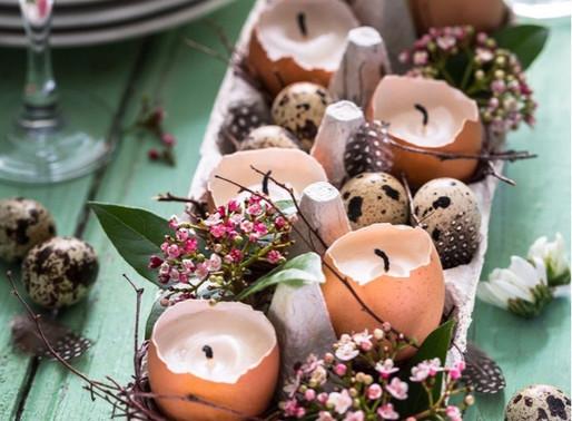 Home Decor: Easter Decoration